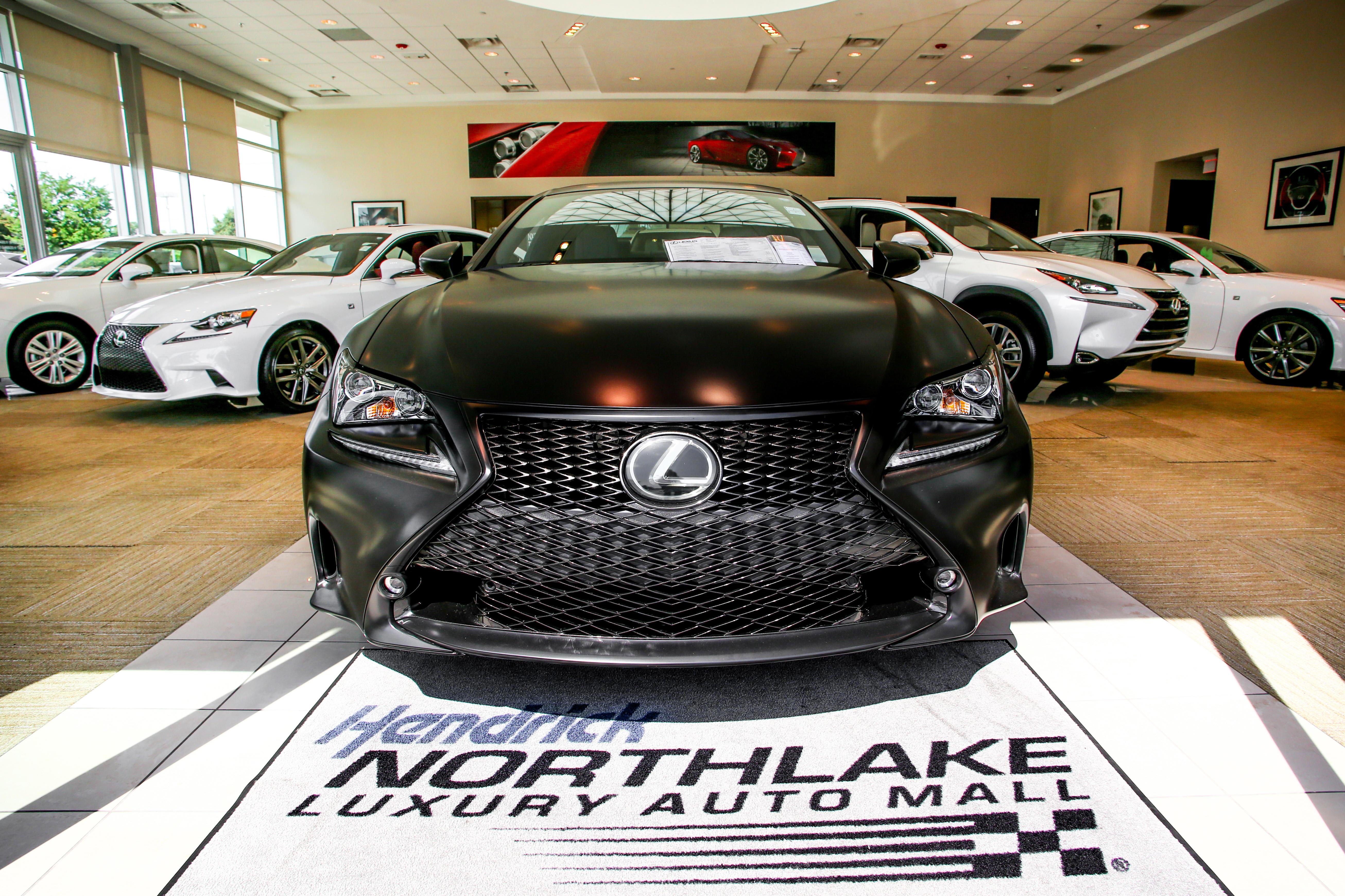 Hendrick Lexus Northlake image 4