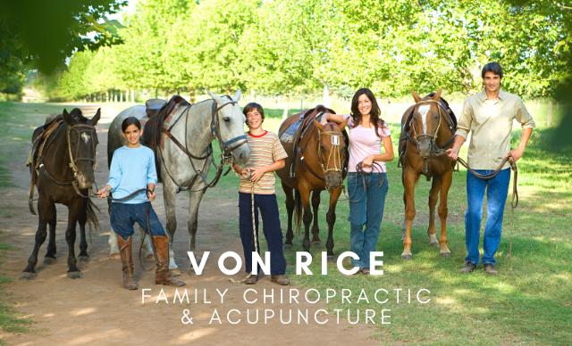 von Rice Family Chiropractic & Acupuncture