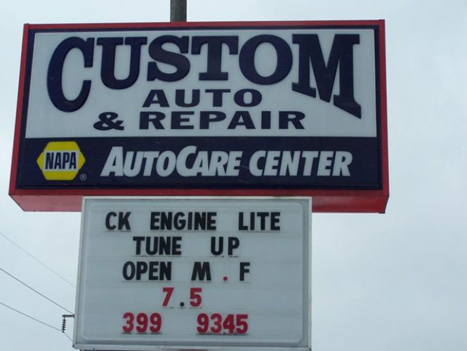 Custom Auto & Repair image 3