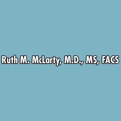 M McLarty Ruth, M.D., Ms