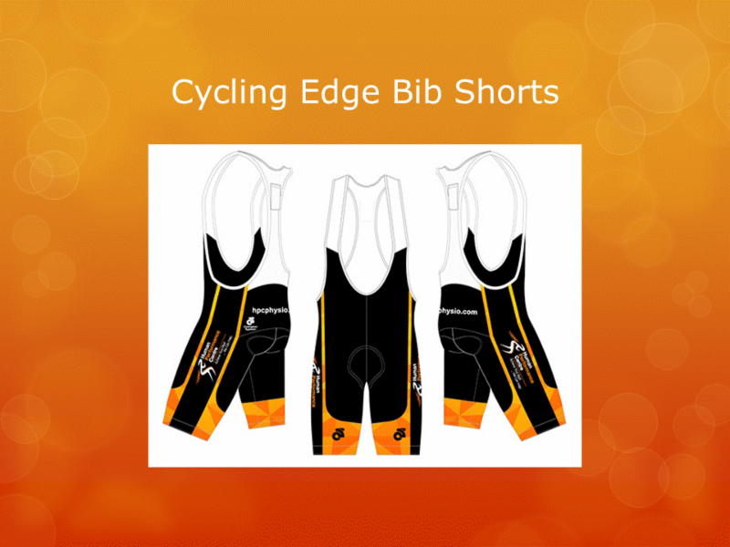 Human Performance Centre in Saint John: Are you in need of some HPC active wear? We can help!   Here are our Cycling Edge Bib Shorts.