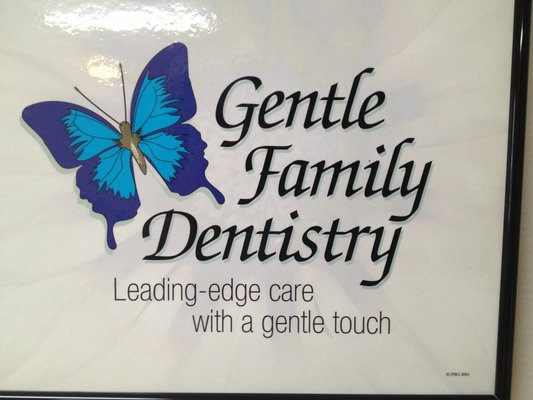 Gentle Family Dentists - ad image