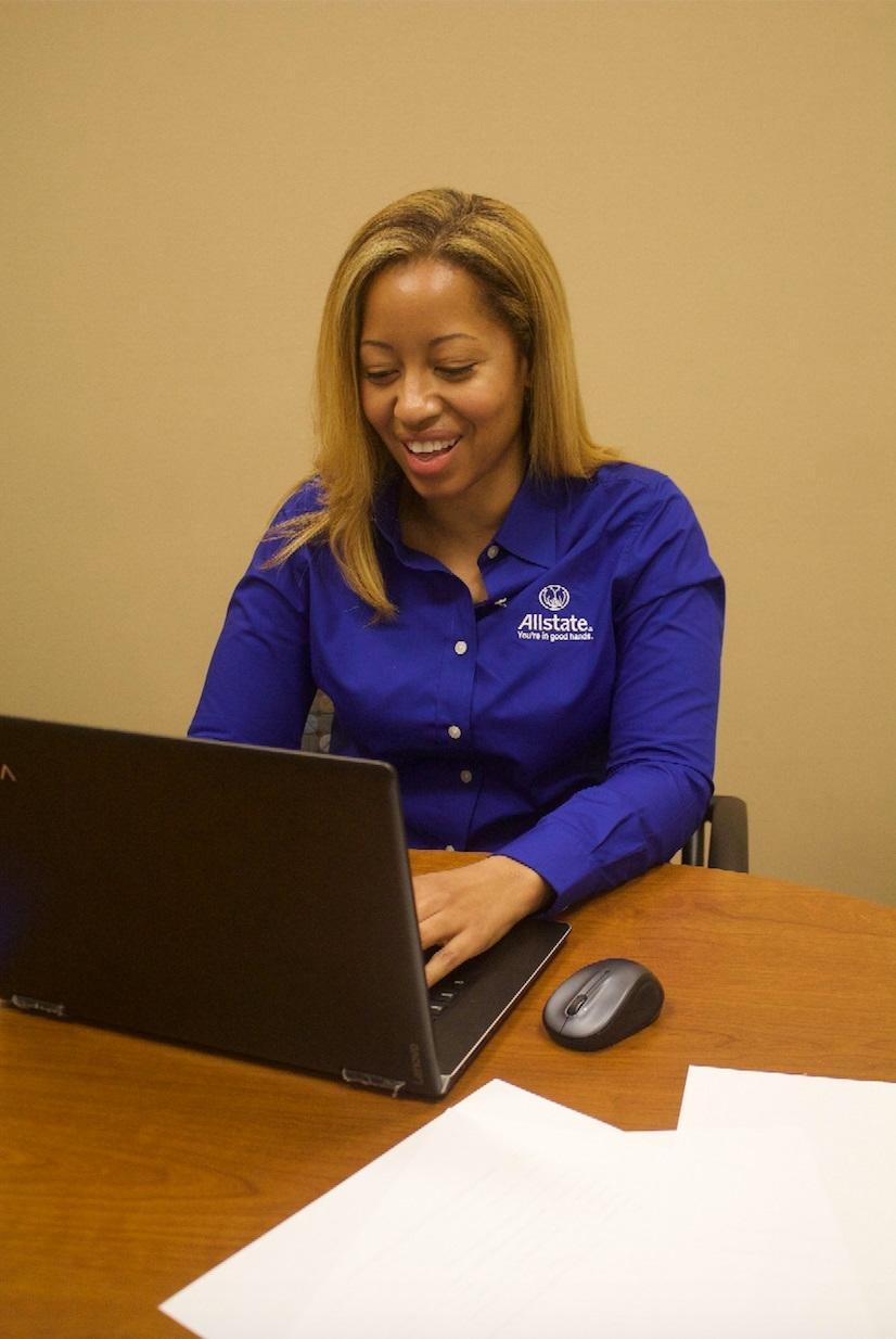 Allstate Insurance Agent: Jaila Dickerson image 1