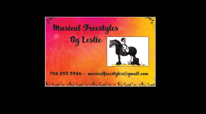 Musical Freestyles By Leslie image 1