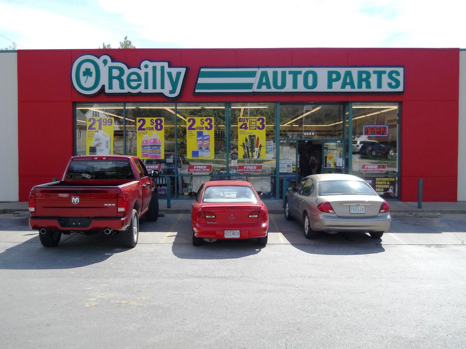 o 39 reilly auto parts in richmond mo whitepages. Black Bedroom Furniture Sets. Home Design Ideas