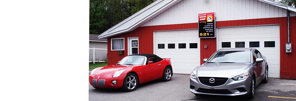 Garage Roland Dubé Et Frères Inc à Trois-Rivières
