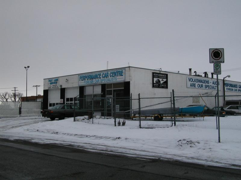 Performance Car Centre Ltd