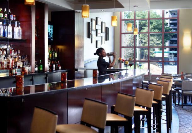 Restaurants Near Atlanta Marriott Suites Midtown