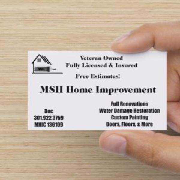 MSH Home Improvements image 0