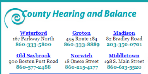 County Hearing And Balance