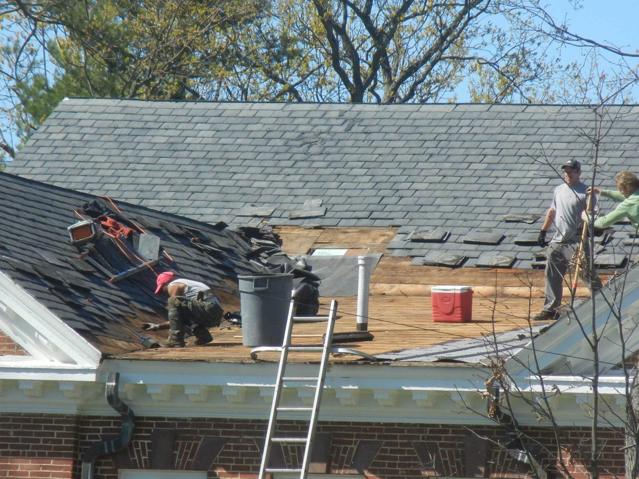 Joey Wildasin Slate Roofing image 28