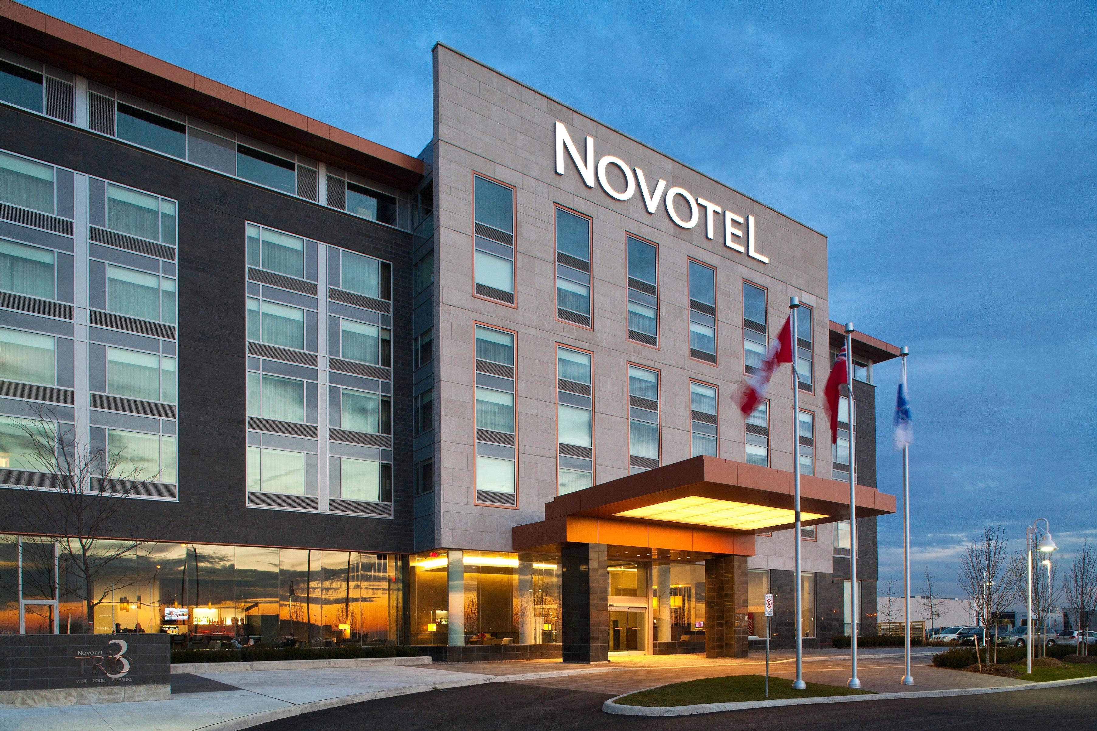 Hotel Novotel Toronto Vaughan Reviews