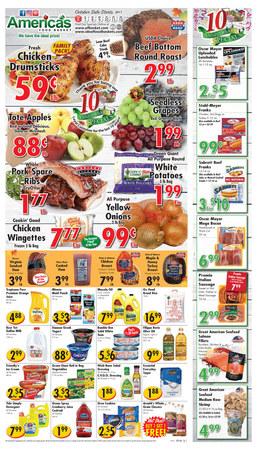 Ideal America S Food Basket