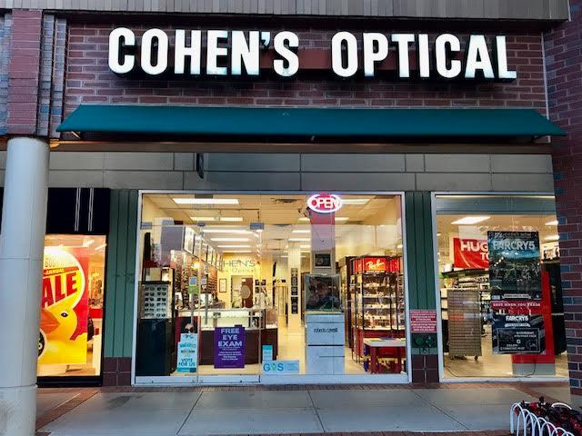 Cohen S Fashion Optical Sunglasses