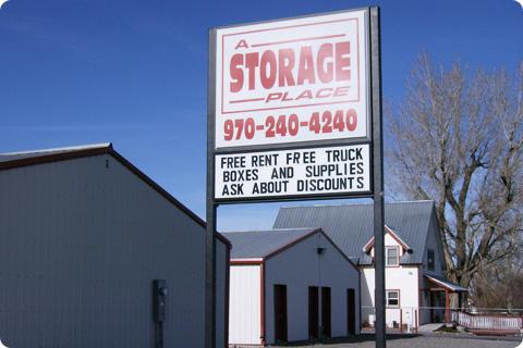 A Storage Place image 0