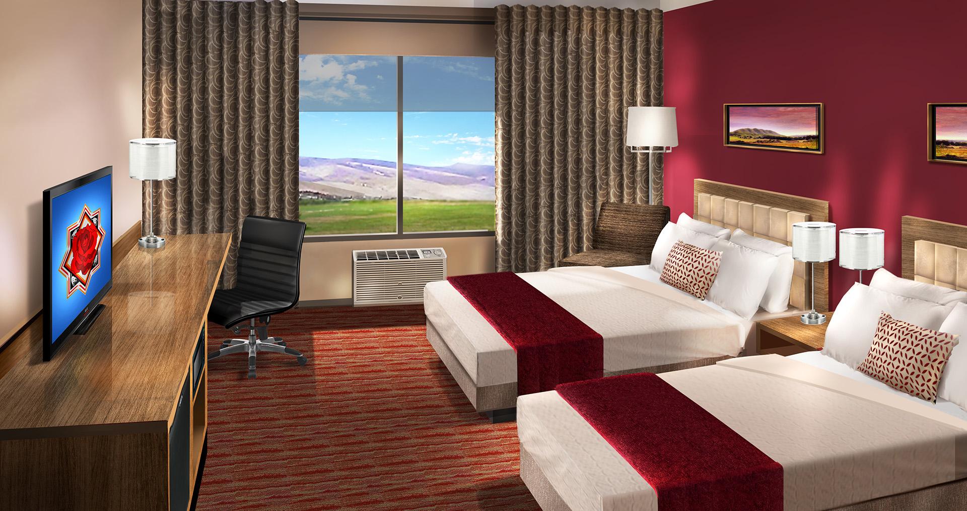 Shoshone Rose Casino and Hotel image 0