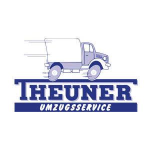 Logo von Umzugsservice Theuner GmbH