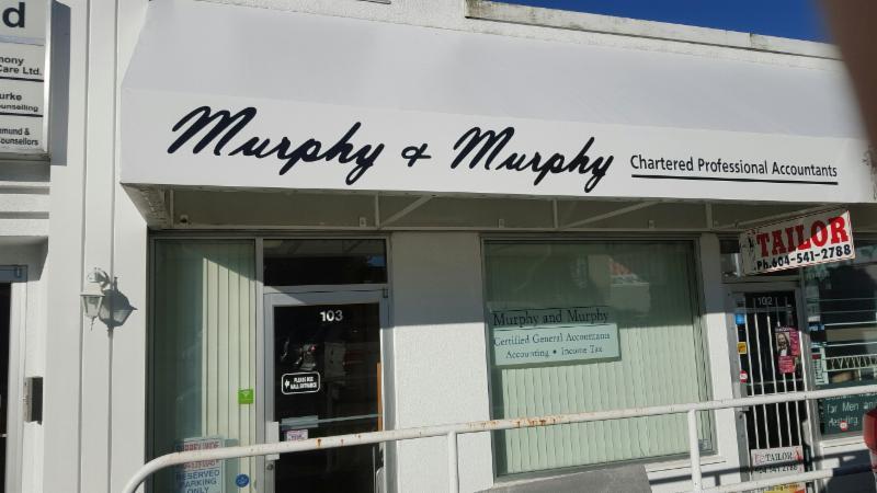 Murphy & Murphy in White Rock