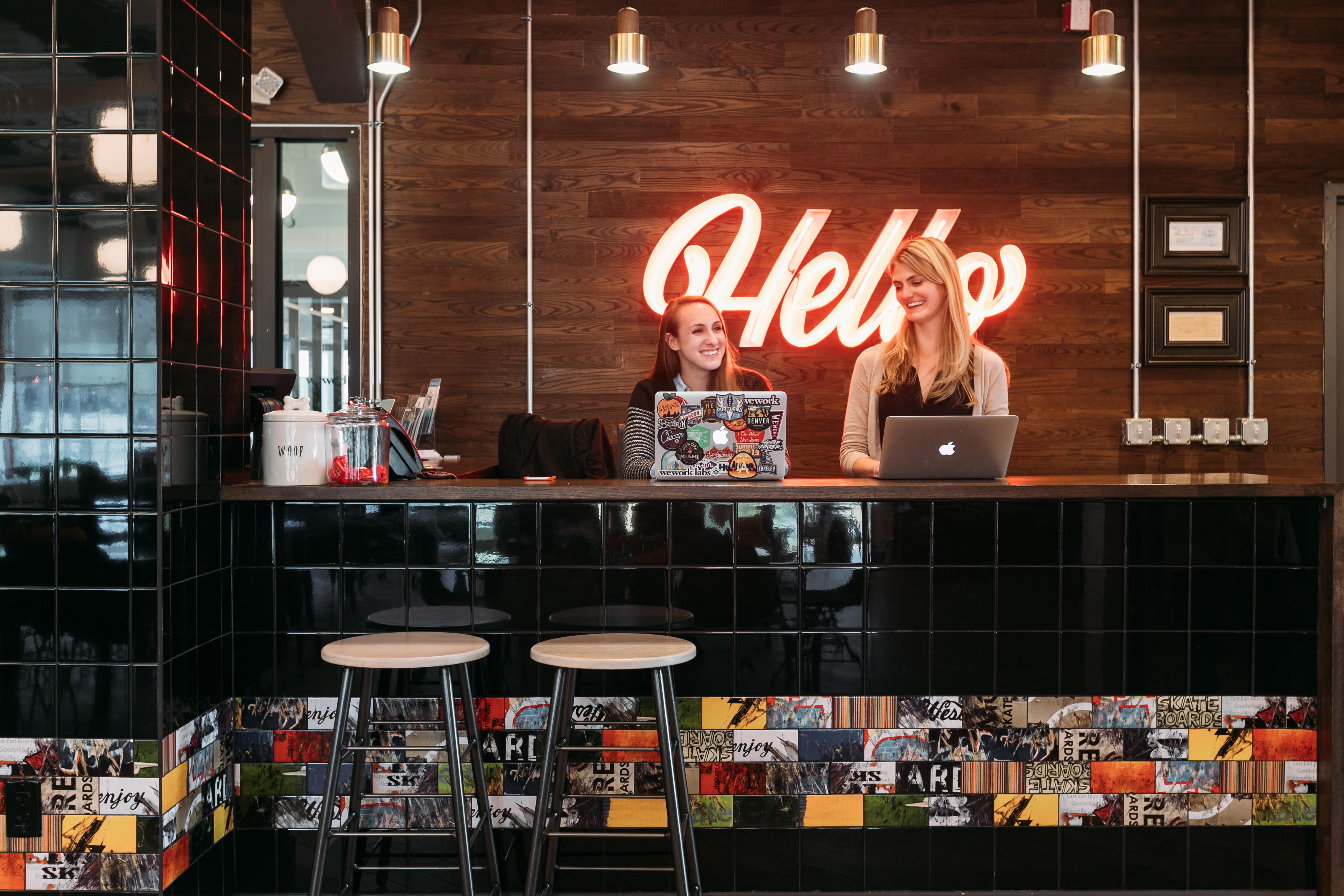 WeWork The Lab image 1