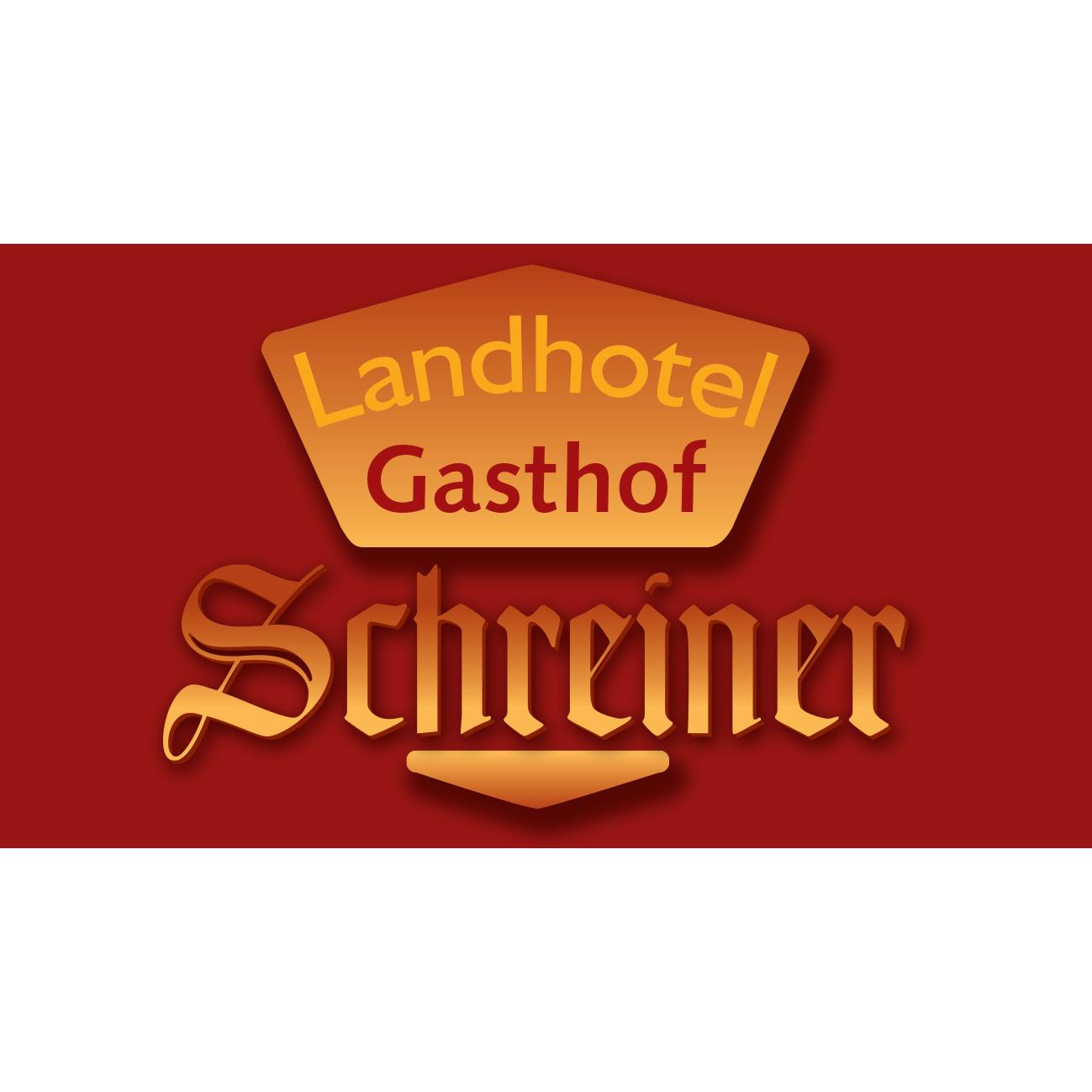 Logo von Landhotel Gasthof Schreiner