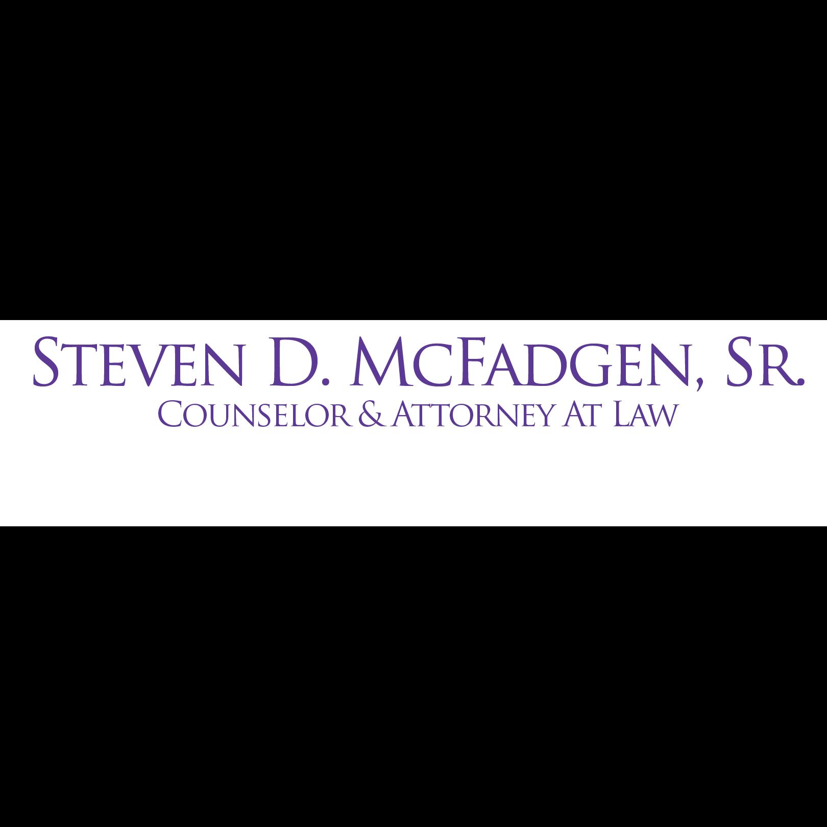 Steven D. McFadgen, Sr. Counselor & Attorney At Law - Lynchburg, VA 24501 - (434)385-4579   ShowMeLocal.com
