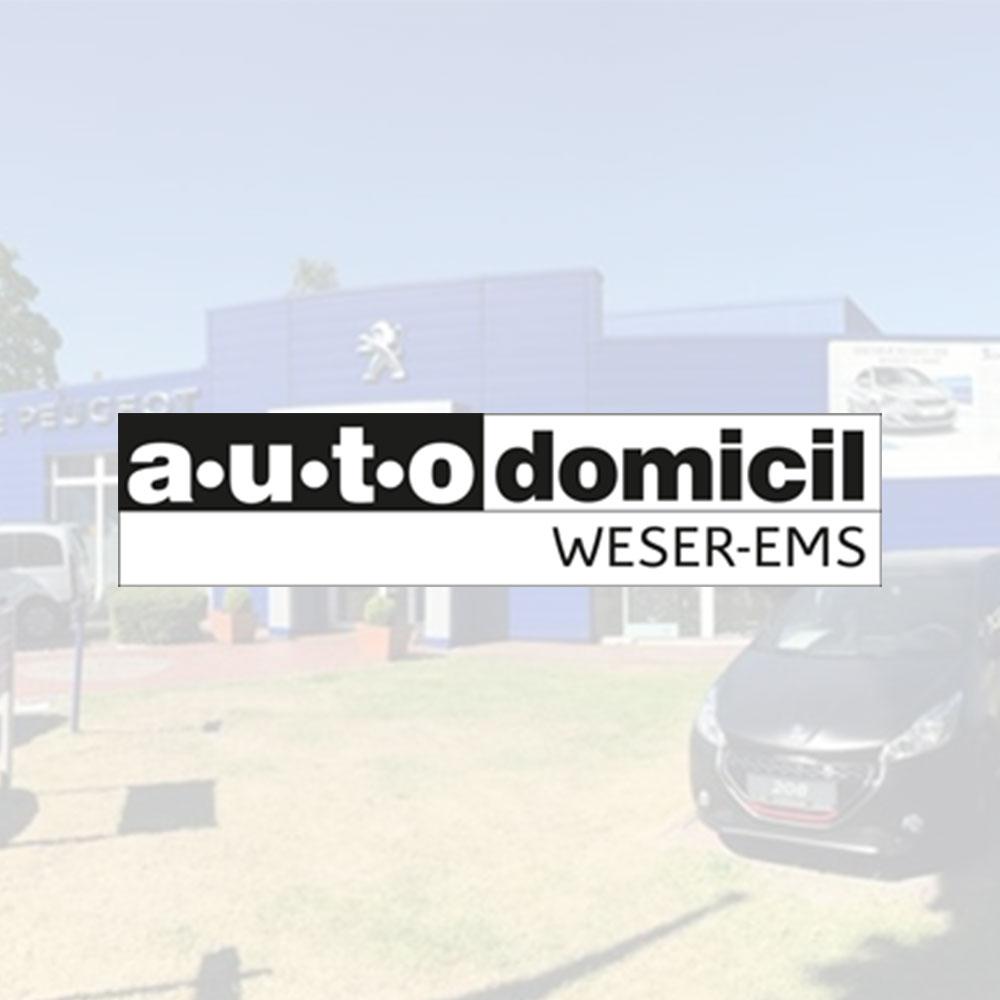 Logo von Auto-Domicil Weser-Ems GmbH