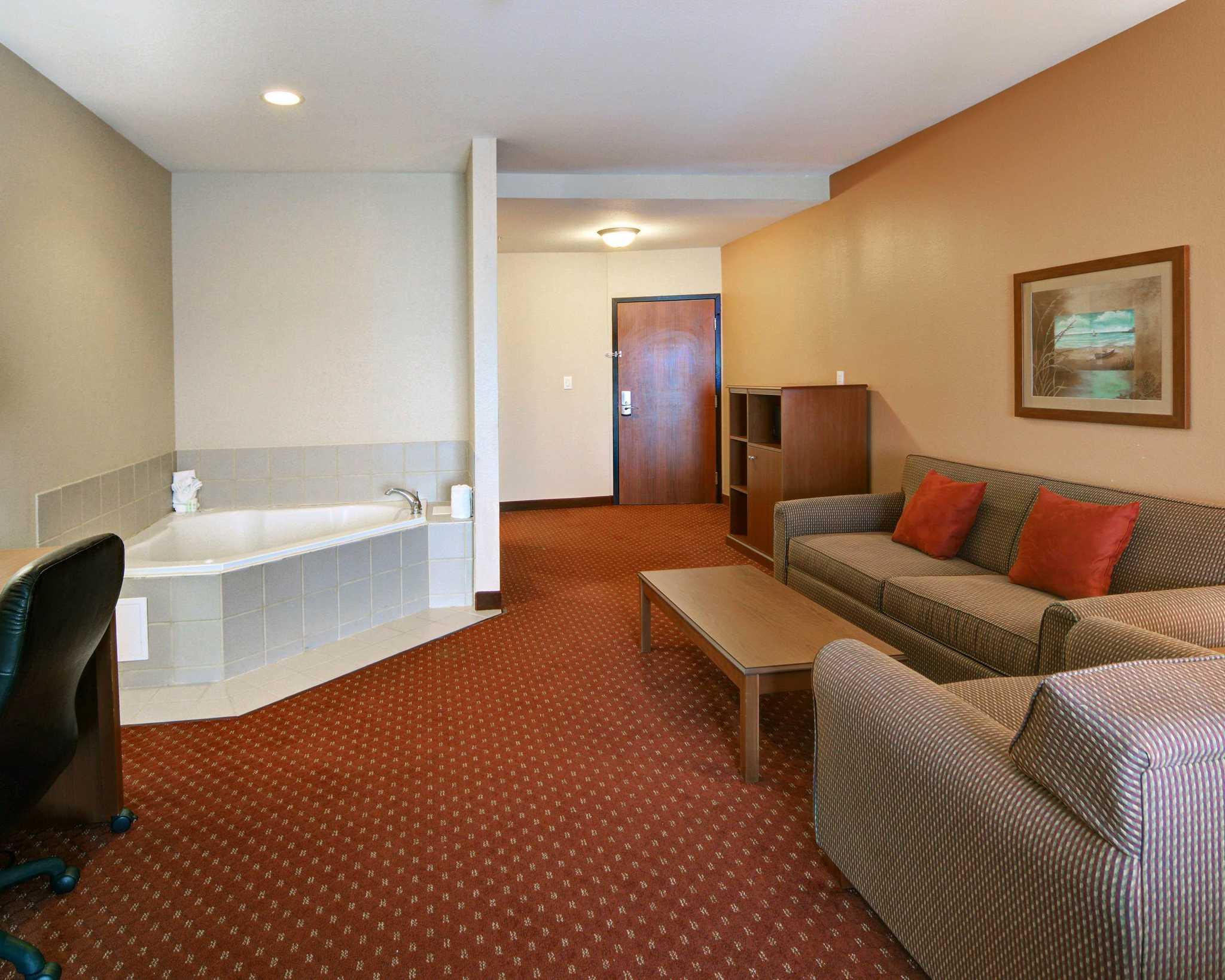 Comfort Suites Near Cedar Creek Lake image 32