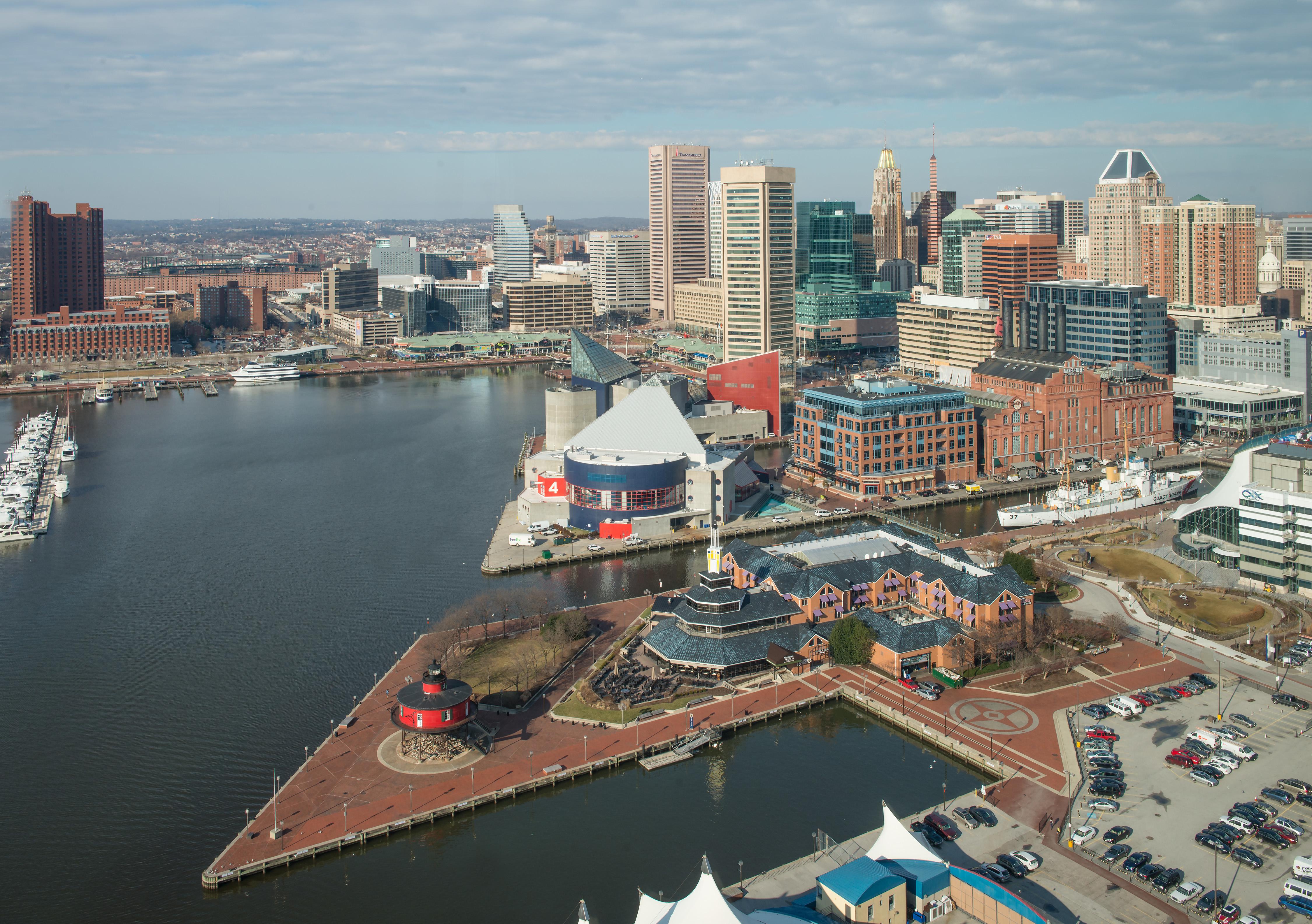 Baltimore Marriott Waterfront 700 Aliceanna Street Baltimore
