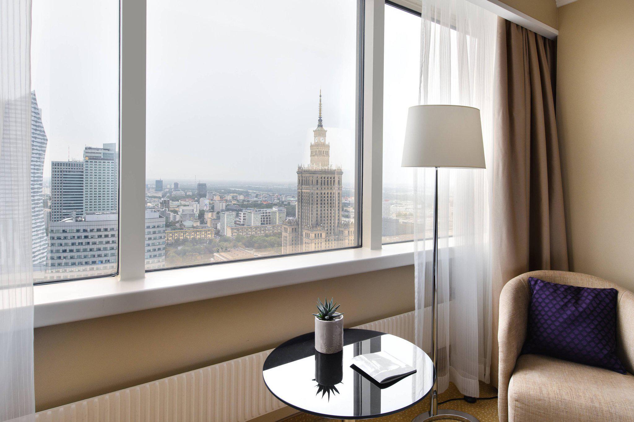 Warsaw Marriott Hotel