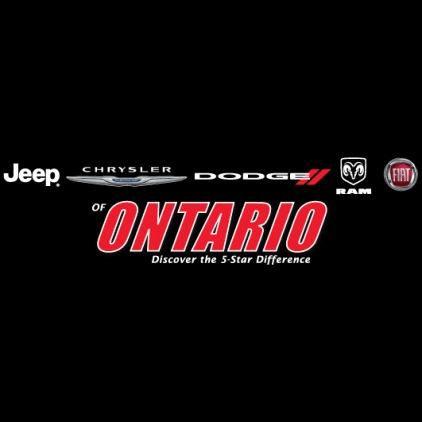 Jeep Chrysler Dodge RAM FIAT Of Ontario