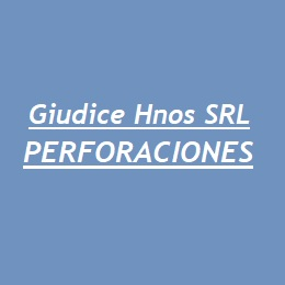 GIUDICE HNOS SRL - PERFORACIONES