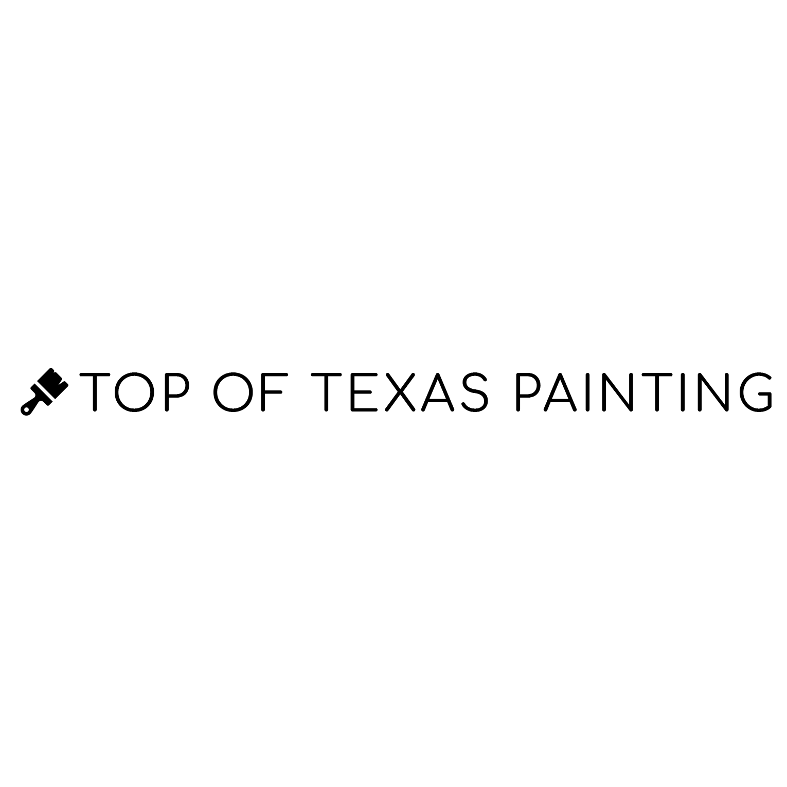 Top of Texas Painting