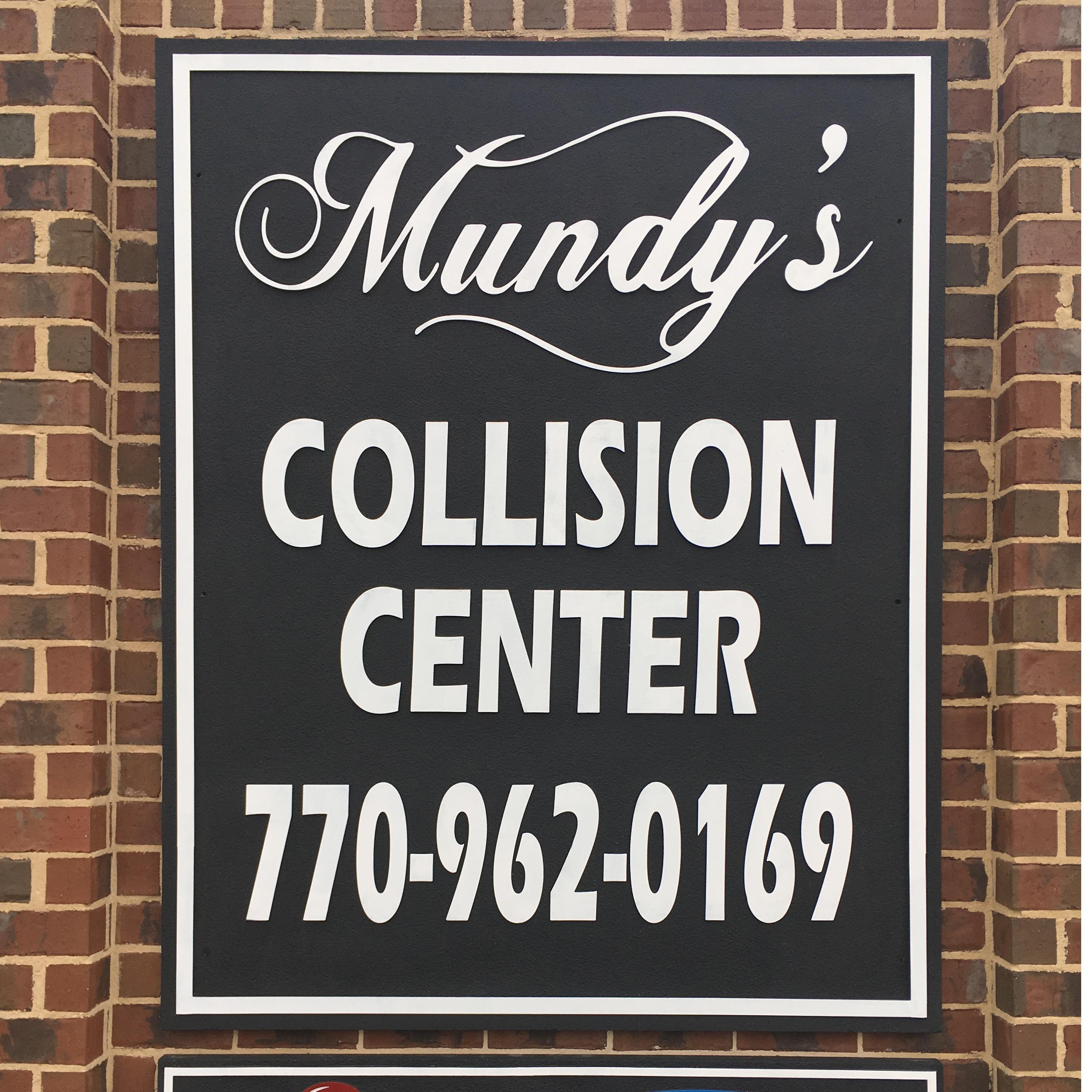 Mundy's Collision Center