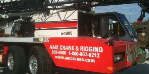 A&M Crane and Rigging image 17