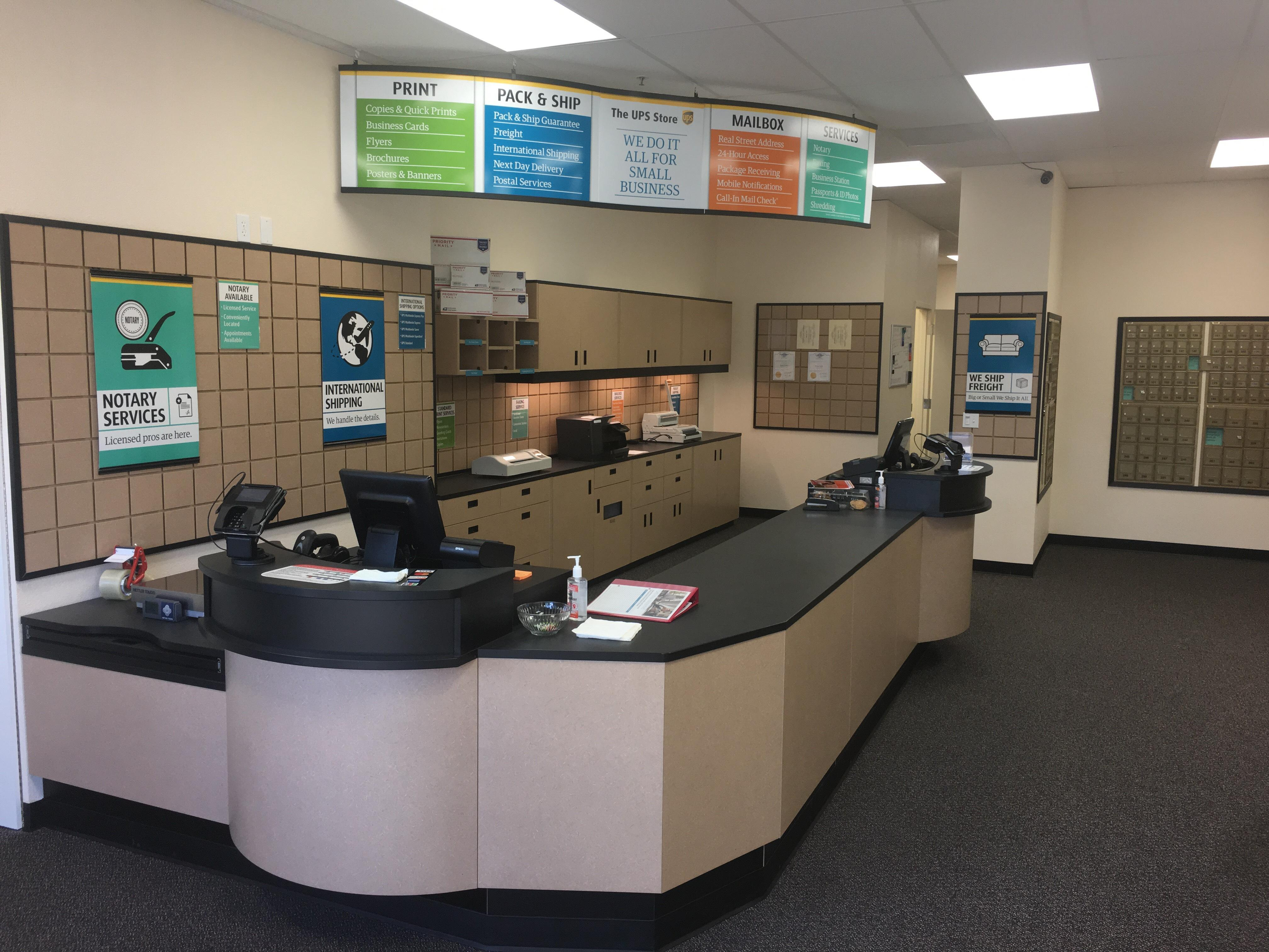 the ups store 1045 sperry ave ste f patterson ca shipping service