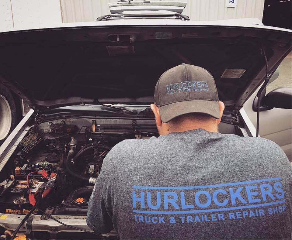Hurlockers Truck & Trailer Repair image 1