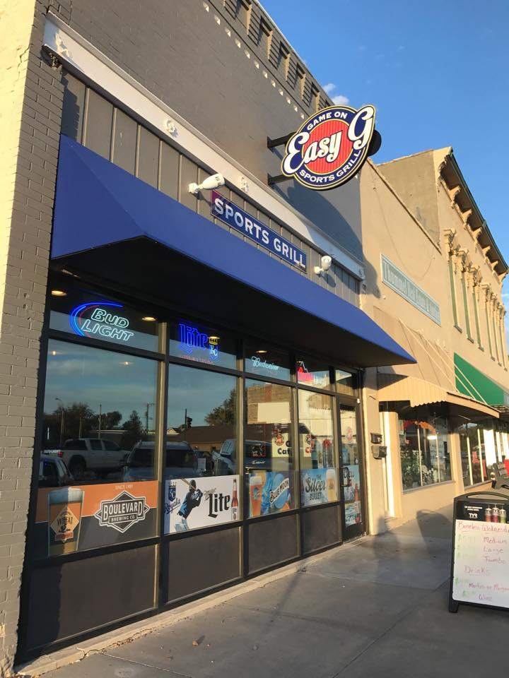 Easy G Sports Grill image 2