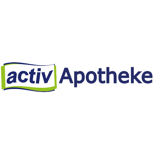 Logo der ACTIV APOTHEKE im real.- Breitscheid