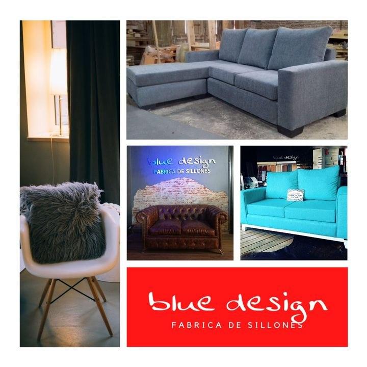 Blue Design - Fabrica de Sillones