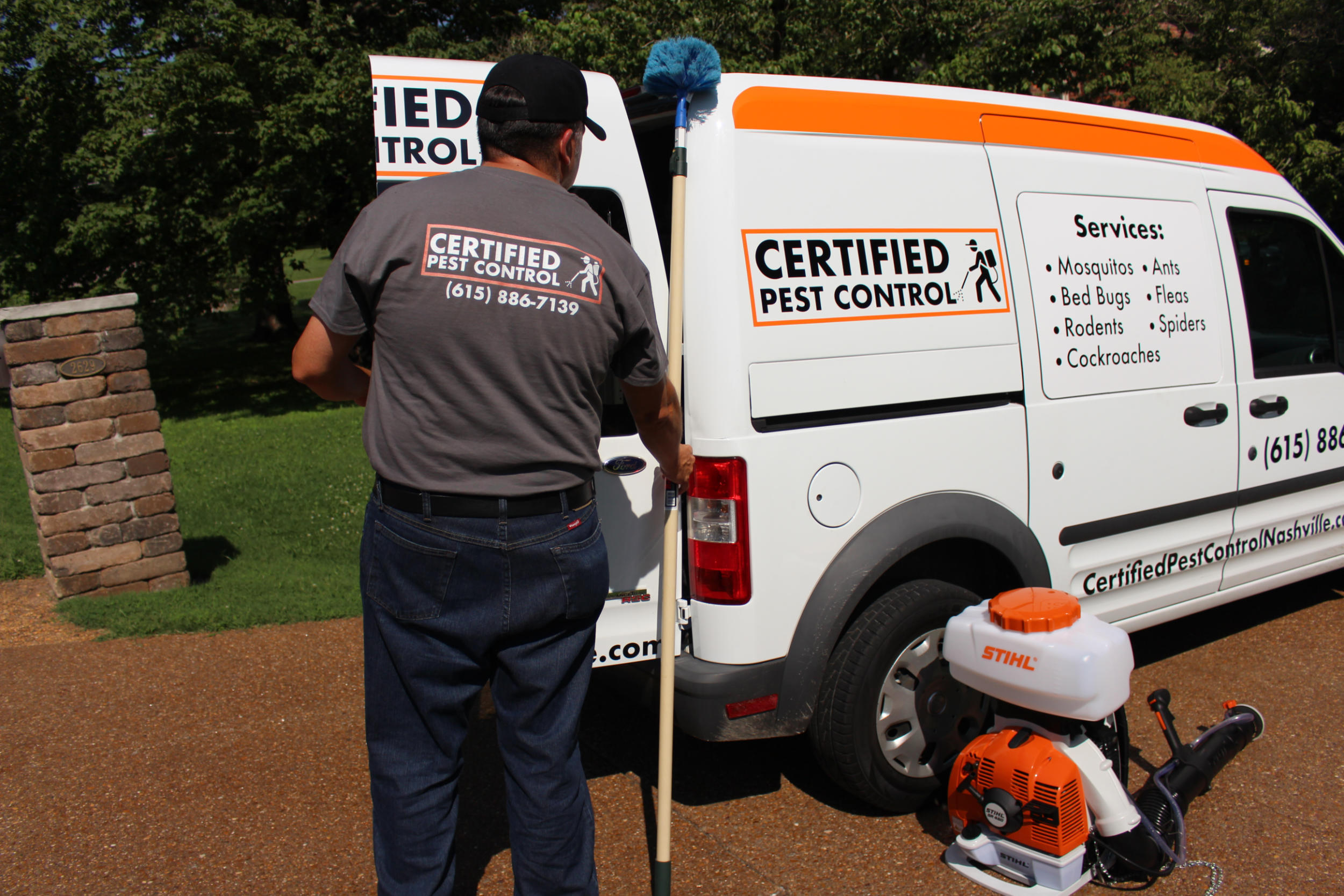 Certified Pest Control image 2