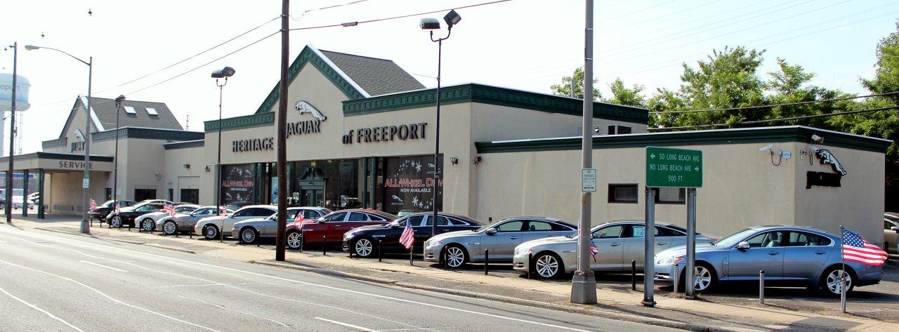 Jaguar Freeport - ad image