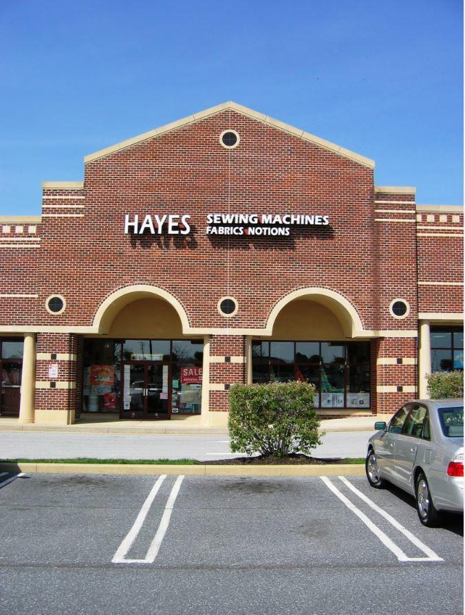 hayes sewing machine company of delaware inc coupons near me in wilmington 8coupons. Black Bedroom Furniture Sets. Home Design Ideas