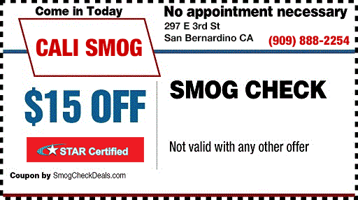 Smog Testing Las Vegas >> Cali Smog in San Bernardino, CA | Whitepages