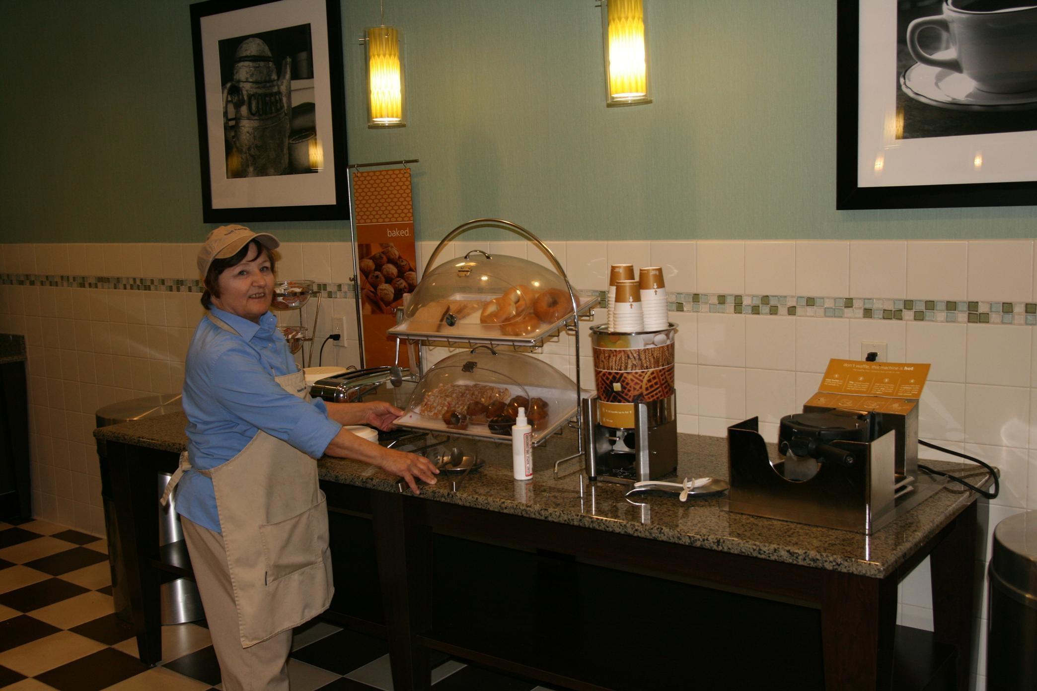 Breakfast Attendant