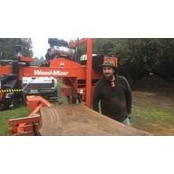 Kevin Bales Portable Sawmill image 3