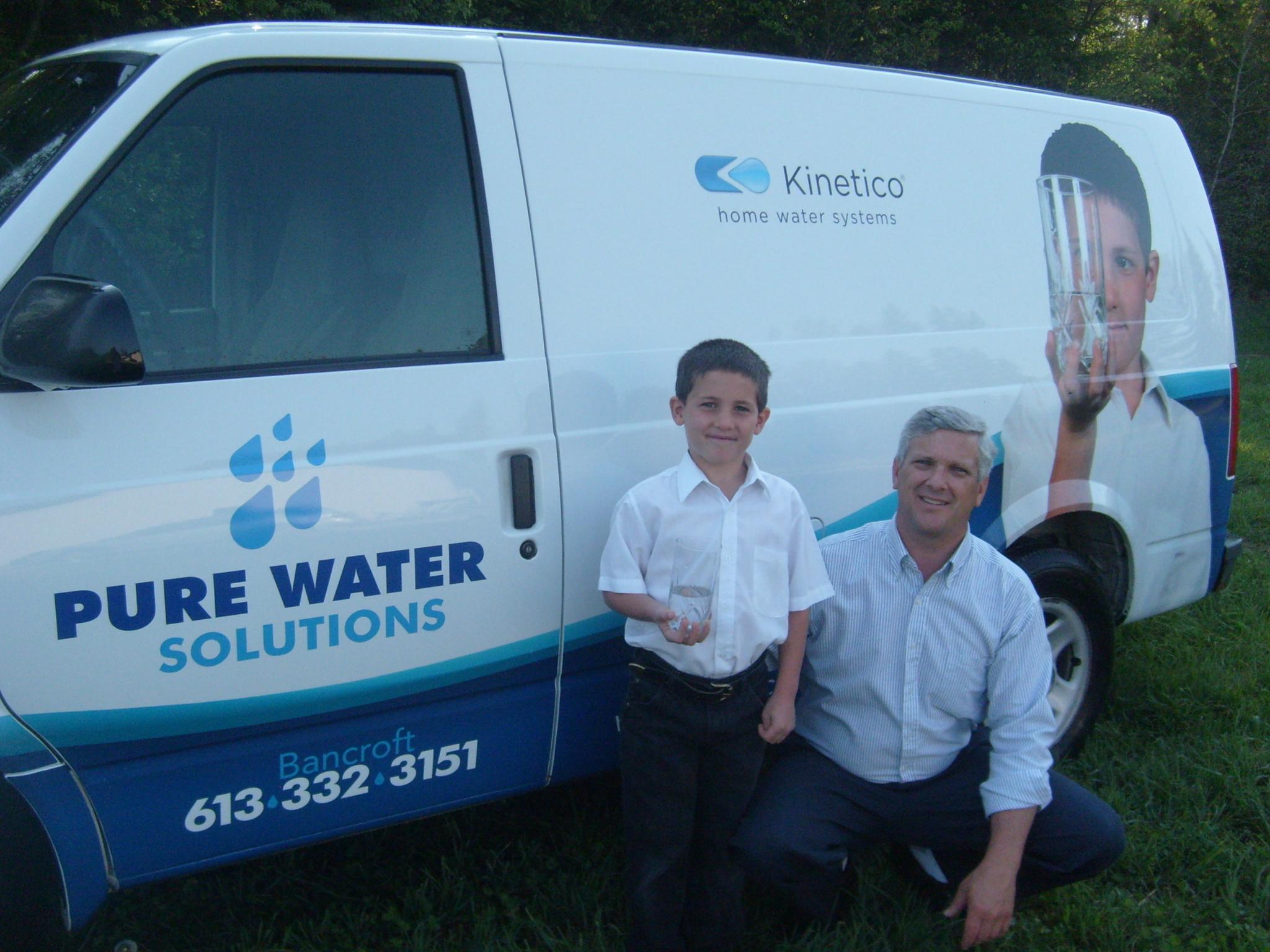 Pure Water Solutions à Bancroft