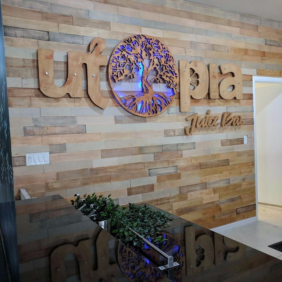 Utopia Juice Bar Inc.