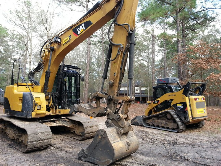 Texas Ace Land Clearing   Land Clearing Houston image 1
