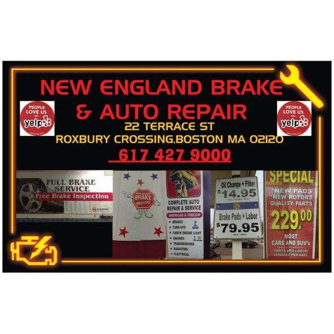 New England Brake & Auto