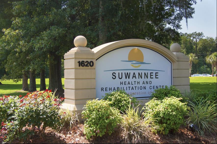 Suwannee Health and Rehabilitation Center image 0